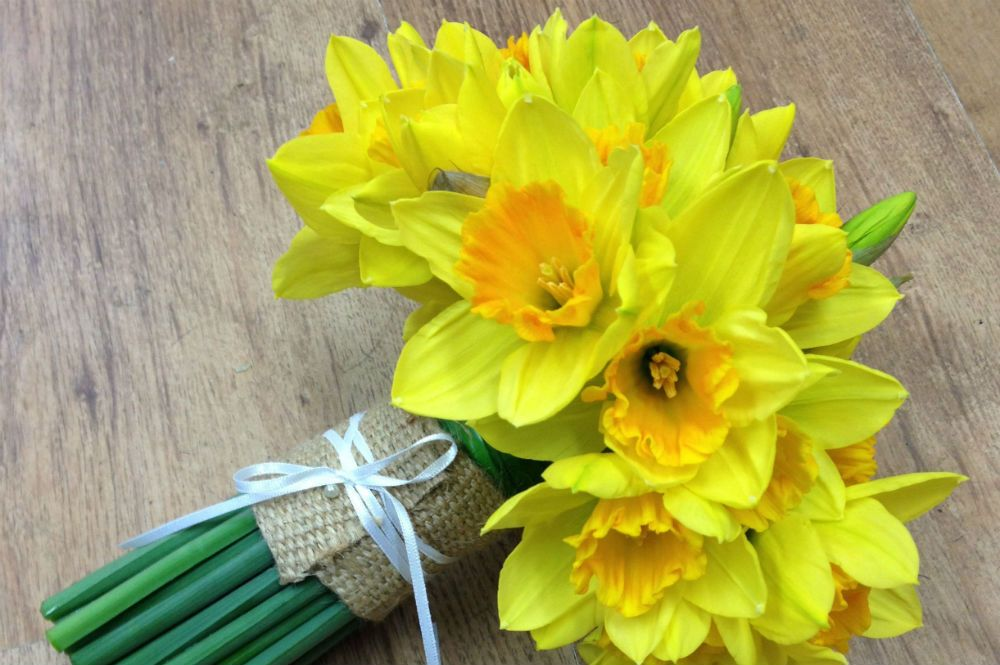 Find the best Easter activities for kids on our handy guide, including making a daffodil posy