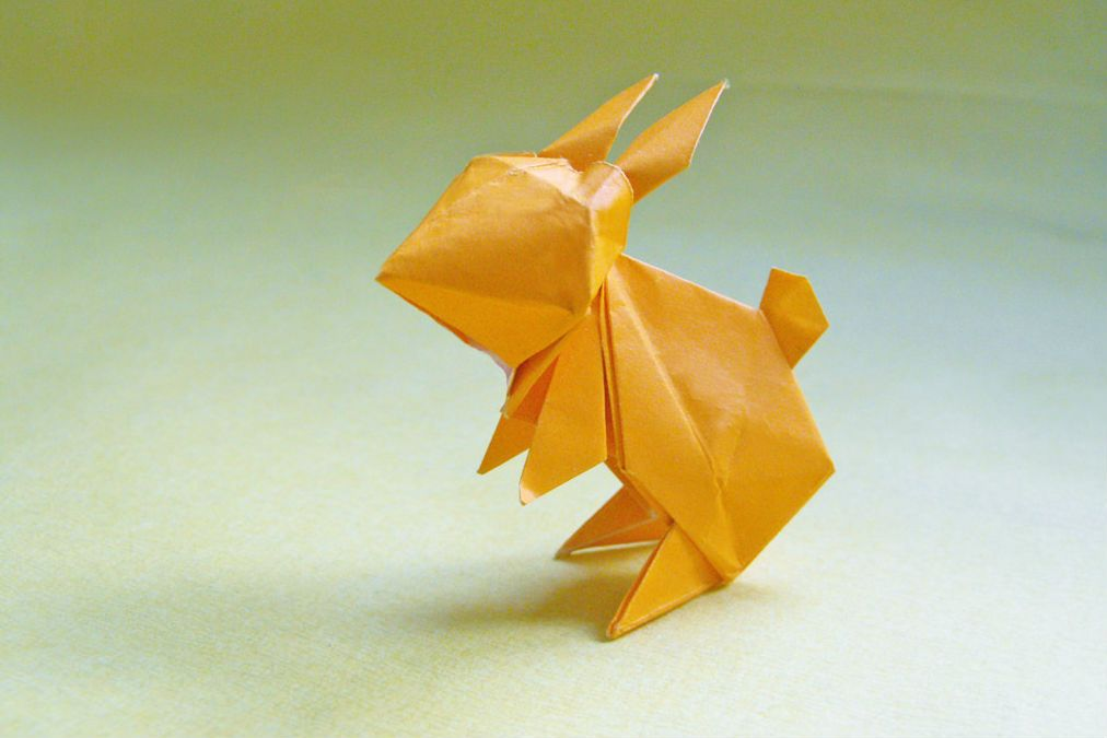 Find the best Easter activities for kids on our handy guide, including making Origami bunnies