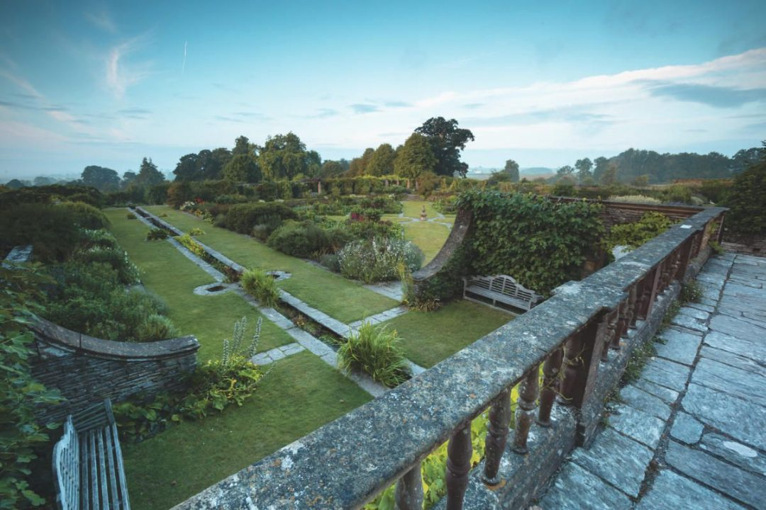 Garden Masterclass Designing Within The Historic Environment