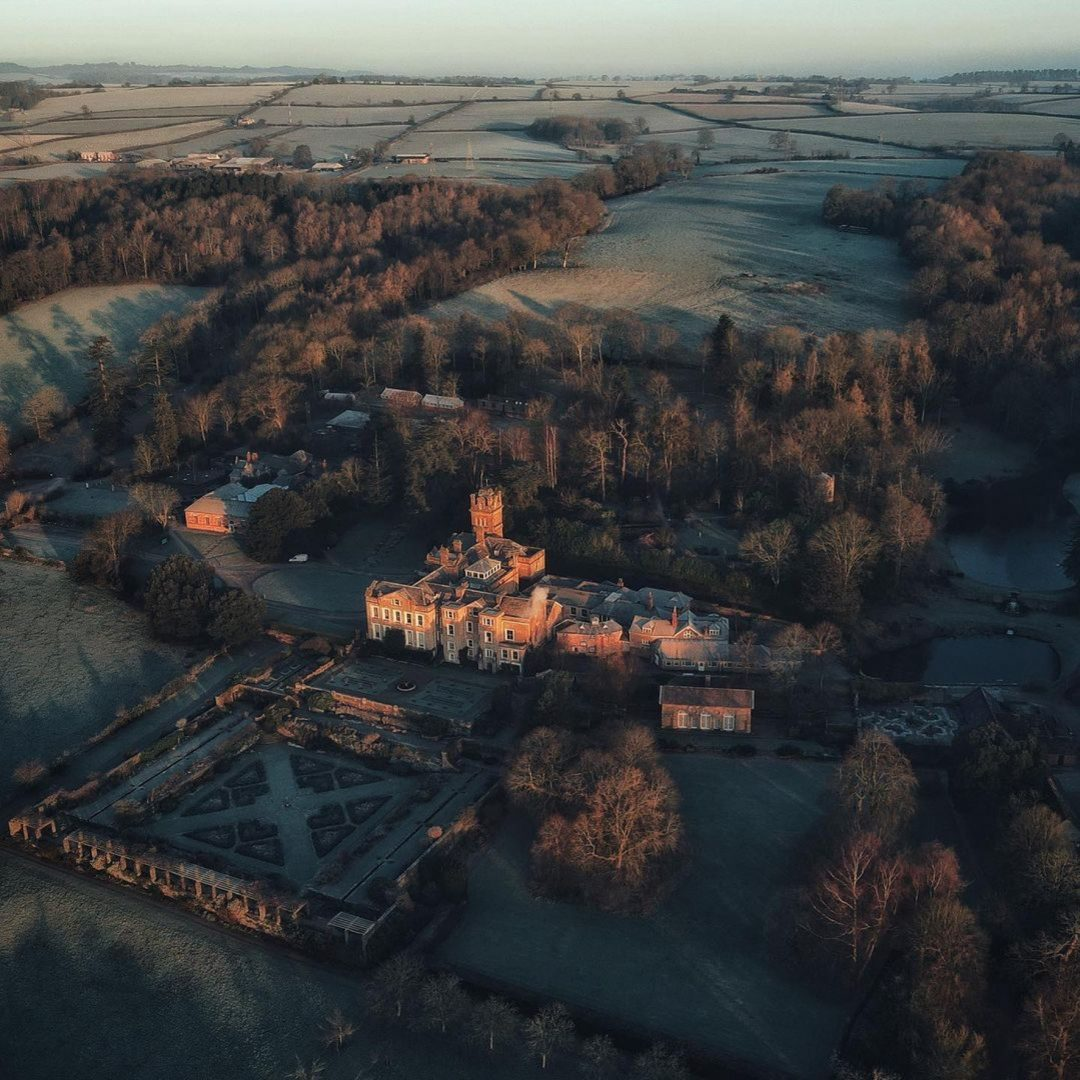 Hestercombe aerial image 6483441